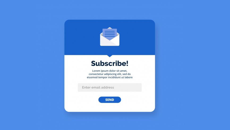 Benefits of using pop-up in website