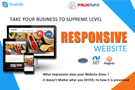 responsive webssite design