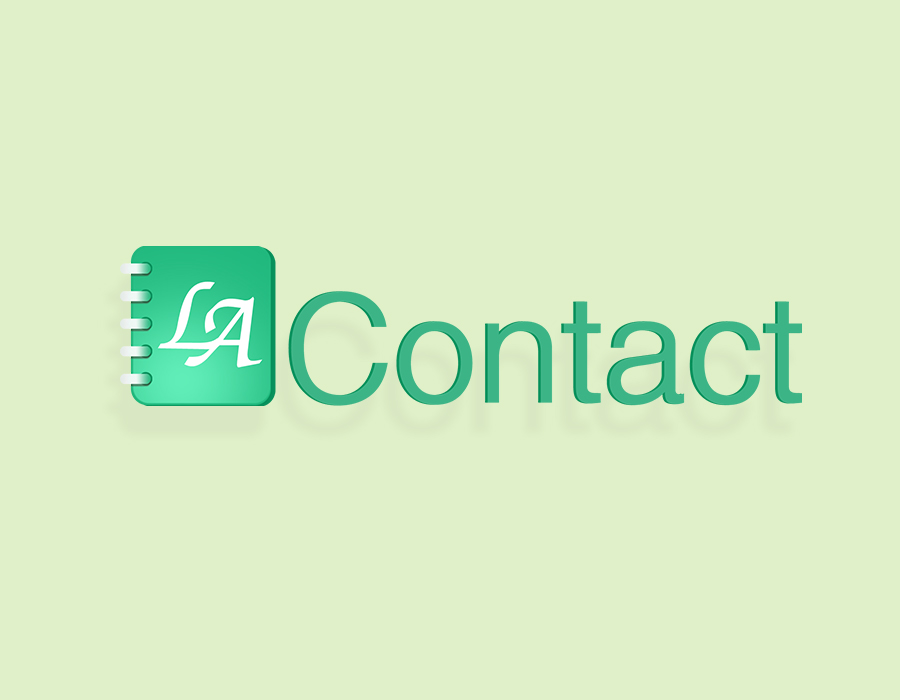 la contact